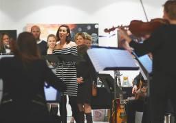 The Perth Soprano - Singing with the Perth Symphony Orchestra