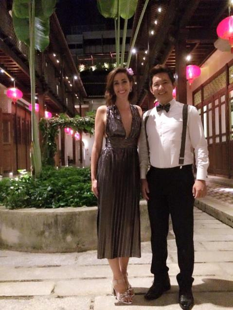 The Perth Soprano and Jason Chua