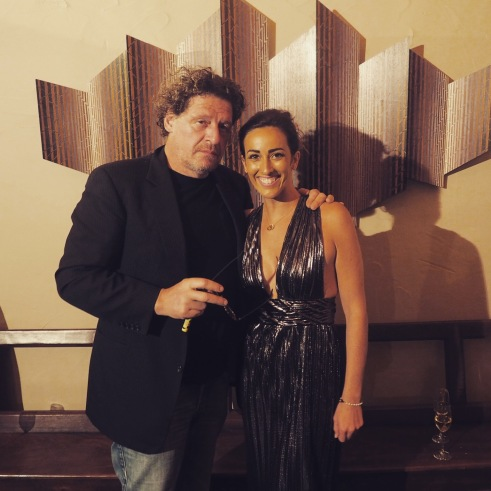 Marco Pierre White and The Perth Soprano